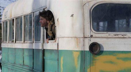 """ALJASKA: Premješten autobus poznat po knjizi i filmu """"U divljini"""""""