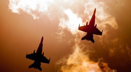Američki borbeni zrakoplov srušio se kod engleske obale, za pilotom se traga