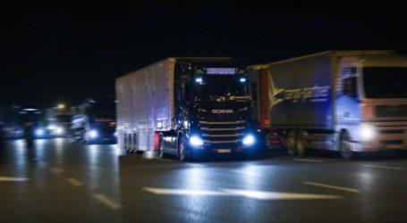 Kamionski transport u SAD-u je od 2018. godine u recesiji