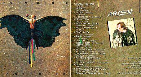 'KANTAUTOR' : Album na kojem je Arsen Dedić obradio svoje omiljene šansonjere