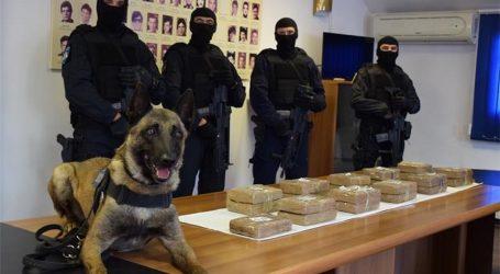 U Dubrovniku zaplijenjeno 25 kilograma kokaina, najviše u dvadeset godina