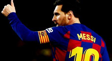 Danas 33. rođendan slavi Lionel Messi