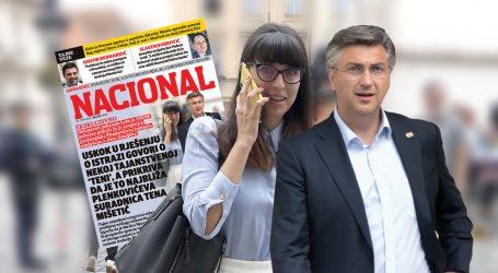EKSKLUZIVNO: USKOK u rješenju o istrazi govori o tajanstvenoj 'Teni', a prikriva da je to najbliža Plenkovićeva suradnica Tena Mišetić