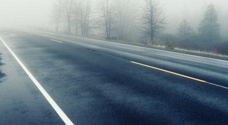 HAK: Kolnici mjestimice mokri i skliski, u unutrašnjosti ima magle