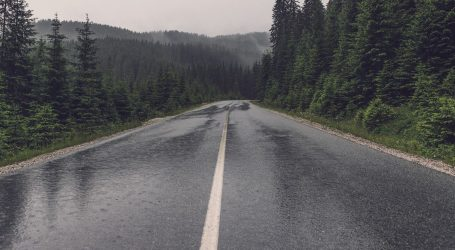 HAK: Kolnici mokri i skliski u Istri i Hrvatskom primorju