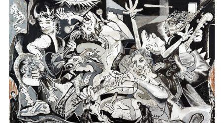 Ronnie Wood iz Rolling Stonesa proslavio 73. rođendan, strastveni je slikar