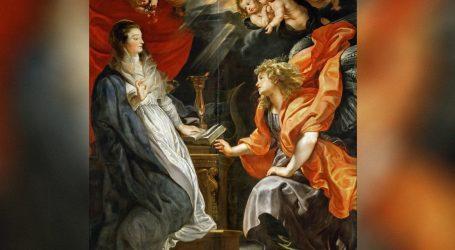 NEUMJERENI REALIZAM: Rubens, genij pun života