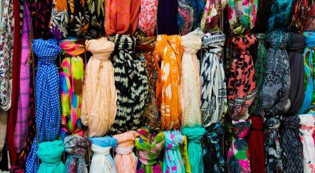 Pet atraktivnih načina nošenja marame za vrućih ljetnih dana