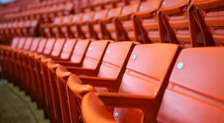 Klubovi će za gledatelje moći otvoriti trećinu kapaciteta stadiona