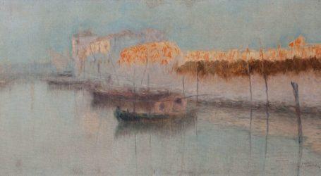 SJEĆANJE: Emanuel Vidović, slikar Splita i Trogira