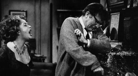 TAYLOR I BURTON: Tko se boji Virginije Woolf?