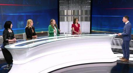 Kandidatkinje raspravljale o ženskim pravima, pobačaju i ravnopravnosti u politici