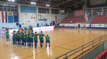 Olmissum novi prvak Hrvatske u futsalu