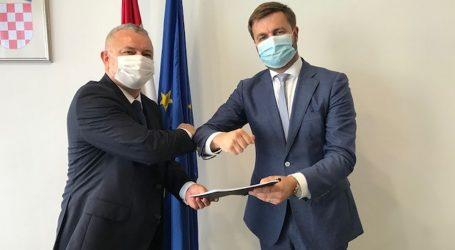 Tomislav Ćorić preuzeo dužnost ministra gospodarstva i održivog razvoja