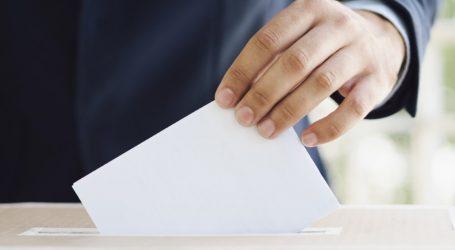 Glasanje za novi saziv Hrvatskog sabora u BiH počinje u subotu