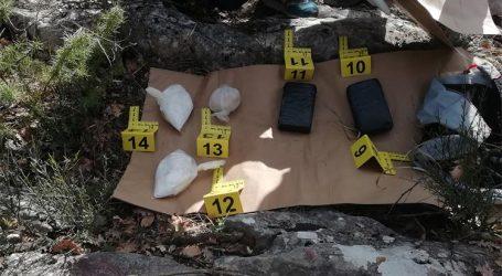FOTO:  U Splitu uhićeno šest dilera, policija objavila fotografije i detalje akcije
