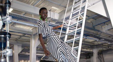 Achenrin Madit se zalaže za eko-promjene u svijetu mode