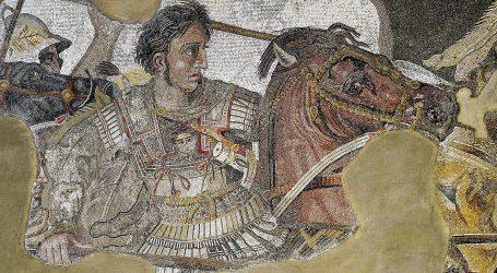 IZ POVIJESTI: Aleksandar Veliki, vojskovođa i osvajač