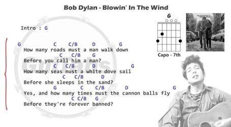 """""""Blowin' In The Wind"""" snimljena je na današnji dan 1962. godine"""