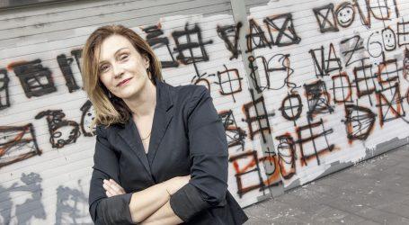 'Grafiti koji pozivaju na nasilje su govor mržnje koji se tolerira'