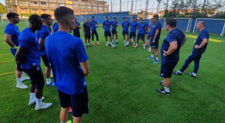 Dinamo prvi započeo s pripremama za novu sezonu