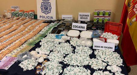 Kolumbija i SAD zaplijenile više od 7,5 tona kokaina