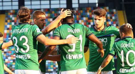 Atalanta došla do devete uzastopne pobjede, ove sezone zabili čak 20 golova više od Juventusa