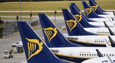 Zračni promet na tridesetak posto lanjskog, ali ipak blagi oporavak