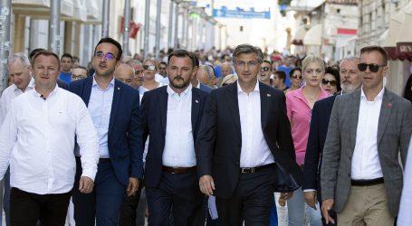 """PLENKOVIĆ: """"Hrvatskoj treba sigurnost prije svega"""""""