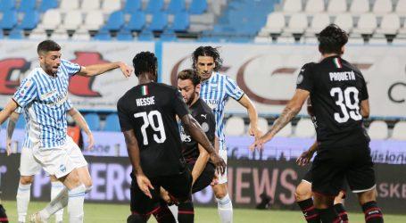 SERIE A: Milan jedva izvukao bod protiv pretposljednjeg SPAL-a