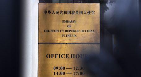 Kina i Velika Britanija posvađali se oko Hong Konga