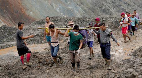 Najmanje 160 mrtvih u rudniku u Mijanmaru