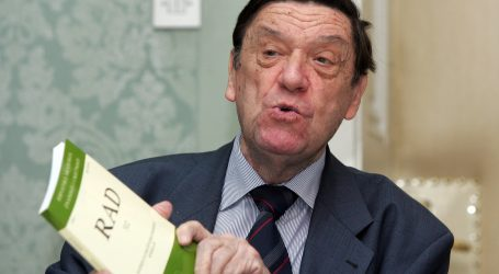 Preminuo akademik Tomislav Raukar
