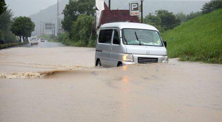 Poplave u Japanu odnijele dosad petnaest žrtava