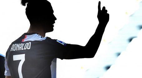 SERIE A: Juventus – Atalanta 2:2, Torineze od poraza spasio Ronaldo s dva gola iz penala