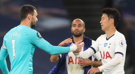 Lloris i Son sinoć su se skoro potukli na terenu, Mourinho kaže da je to prekrasno