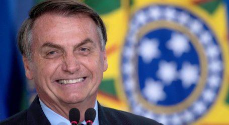 Brazilski predsjednik Bolsonaro ponovo pozitivan na koronavirus