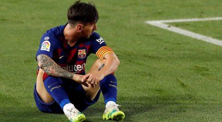 """Messijeva poruka vodstvu Barcelone: """"Mi smo slaba momčad"""""""