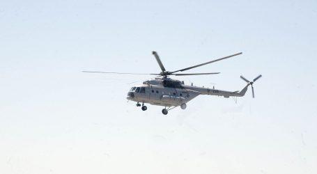 MORH: Kvarovi na helikopterima otklonjeni ili su u tijeku popravci