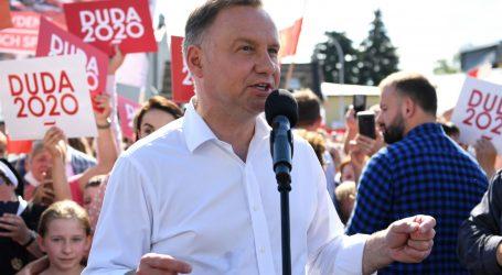 U Poljskoj za predsjednika ponovno izabran Andrzej Duda