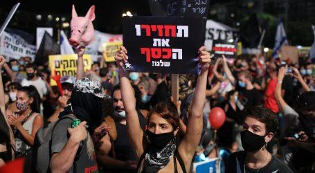 """IZRAELCI NA ULICAMA: """"Bespomoćni smo, bliži se kolaps…"""""""
