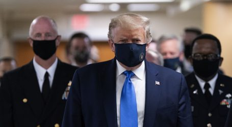 Trump traži da se ne uvodi obveza nošenja maski