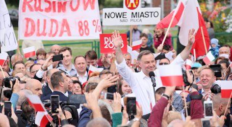 Poljska oporba pred sudom osporava pobjedu Andrzeja Dude