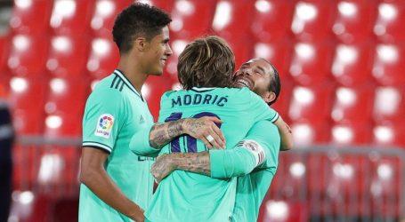 Modrić asistirao u pobjedi Reala, 'Kraljevi' na korak do titule