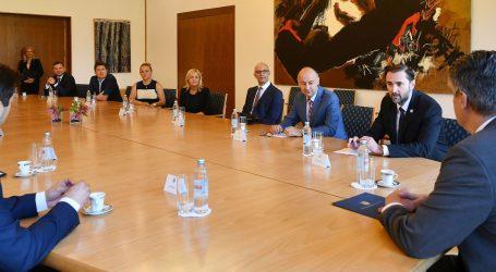 Milanović primio izaslanstvo Hrvatske liječničke komore