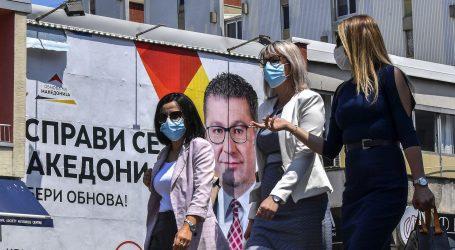 Počeli izvanredni parlamentarni izbori u Sjevernoj Makedoniji