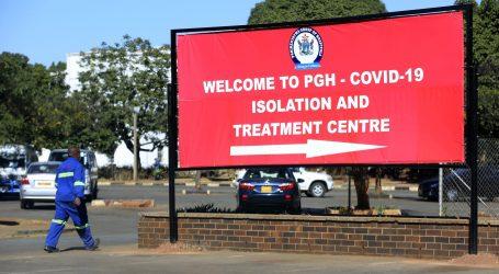 Zbog nepoštivanja mjera u Zimbabveu od svibnja više od 105 tisuća uhićenih