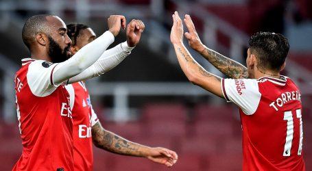 Arsenal nanio prvaku Liverpoolu treći ovosezonski poraz
