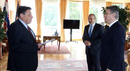 DIP predsjedniku Milanoviću uručio službene rezultate parlamentarnih izbora
