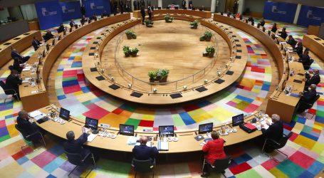 Čelnici EU-a okupili se u punom sastavu na radnoj večeri
